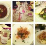 Im Katchina Supper Club: Essen mit Wildfremden