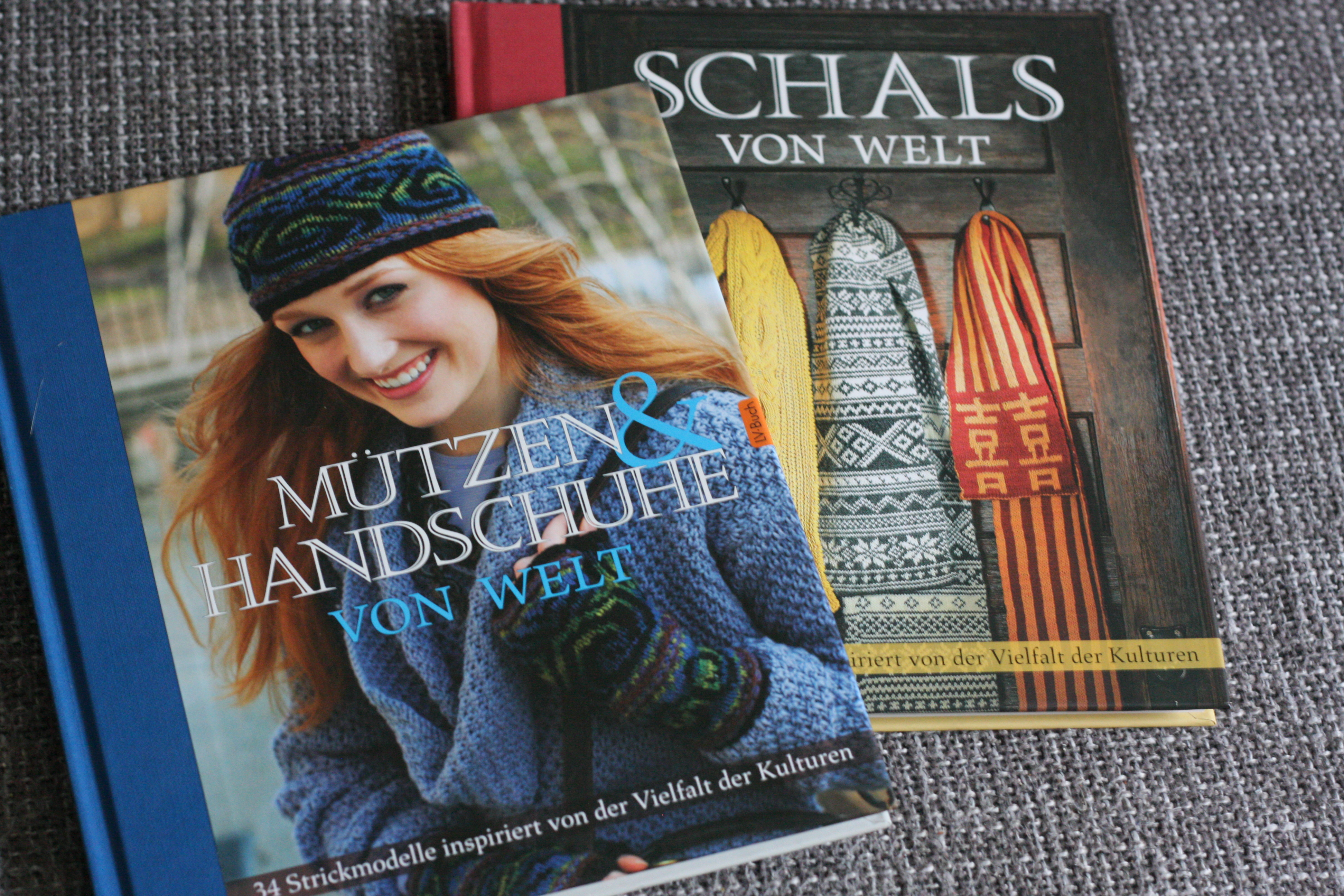 Mützen und Handschuhe von Welt