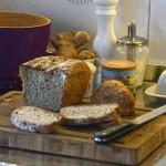 Übers Brot backen und ein Rezept für Bauernbrot