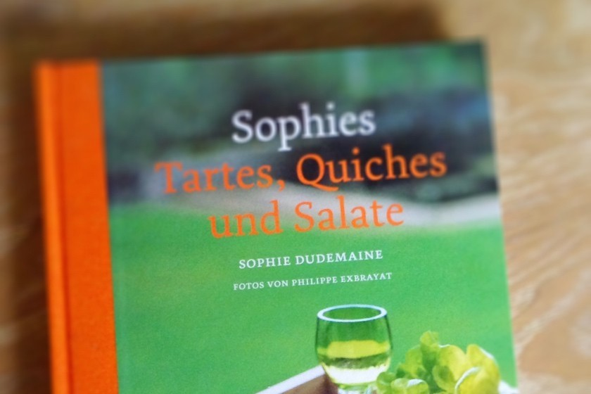 Sophies Tartes Quiches und Salate