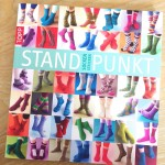 """Socken stricken mit dem neuen Sockenbuch """"Standpunkt Socken stricken"""""""