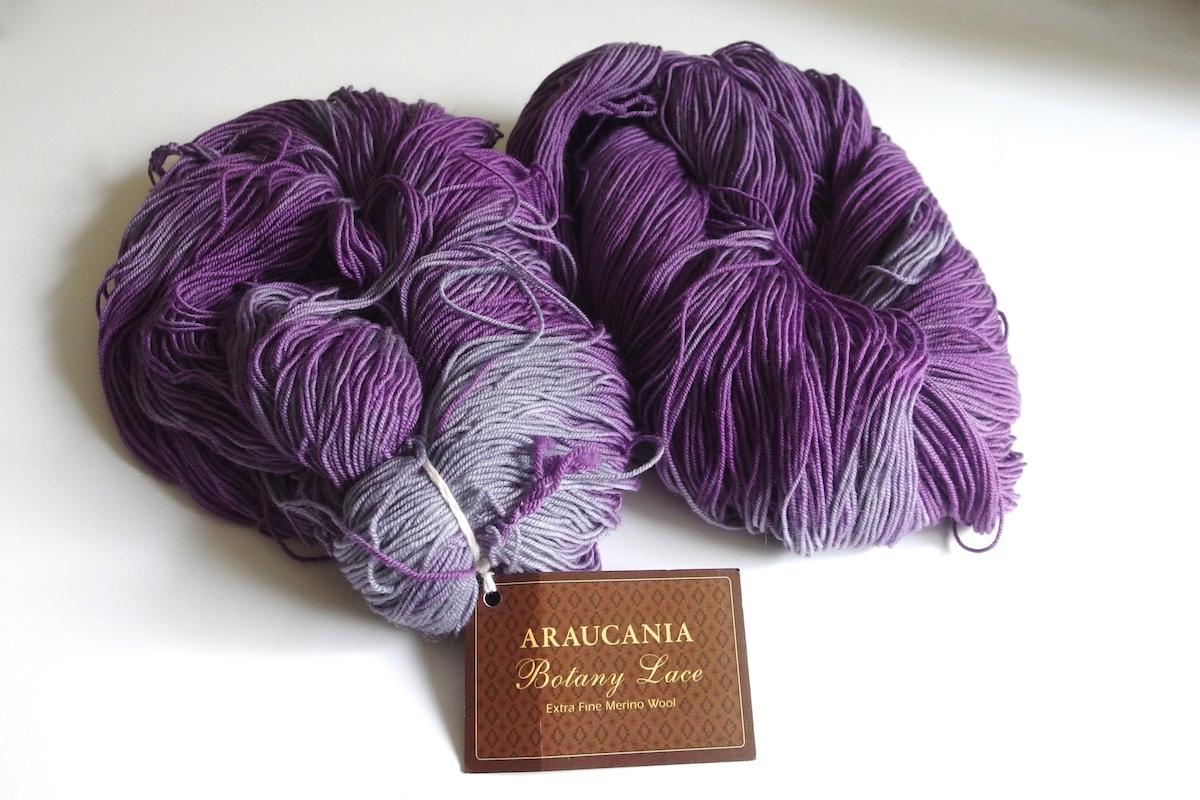 Araucania Botany Lace