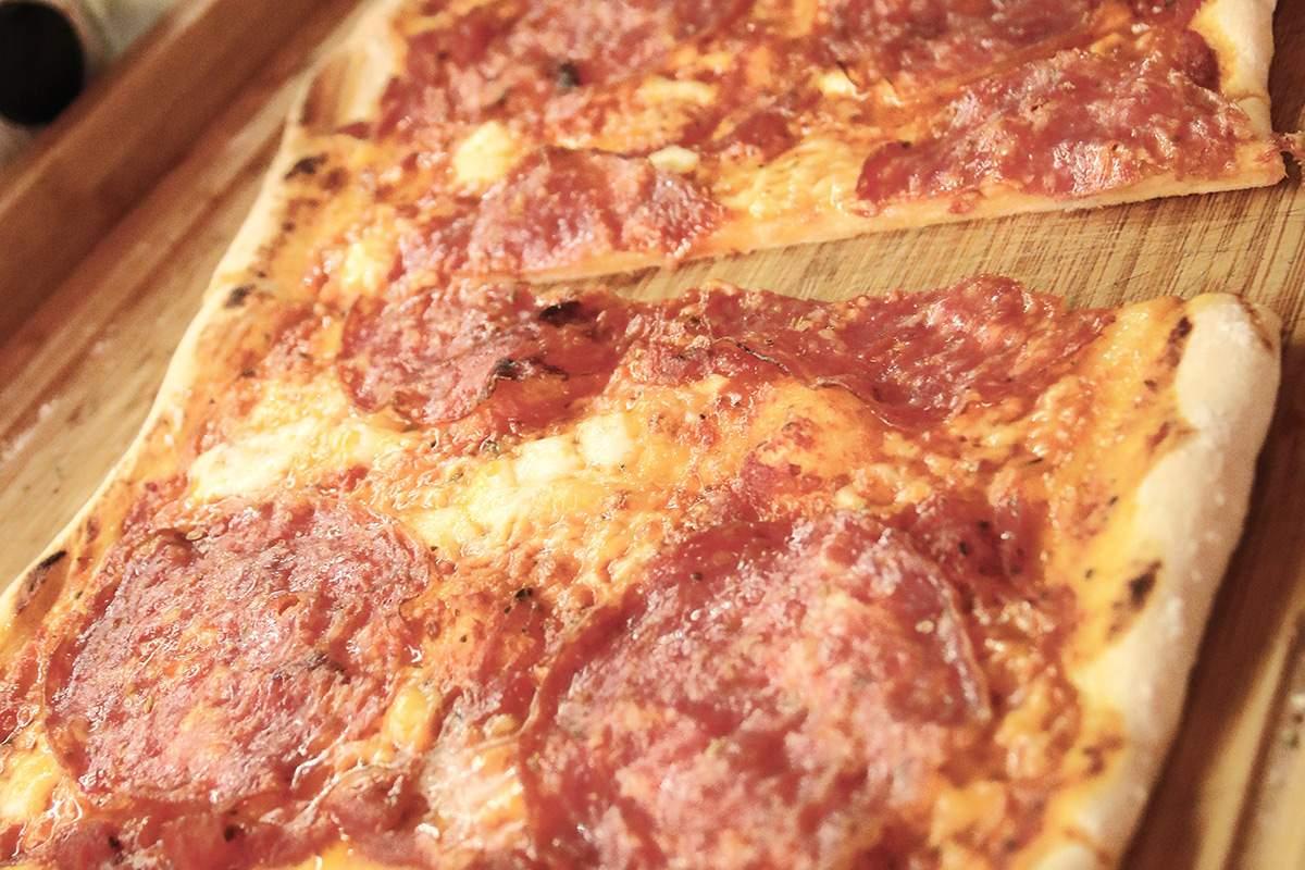 Pizza Finocchiona