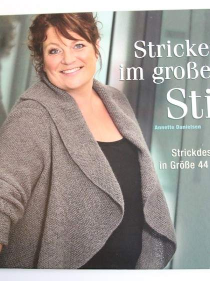 Stricken in grossen Groessen