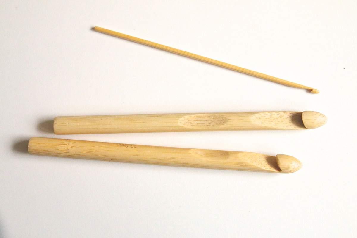 bambushaekelnadeln