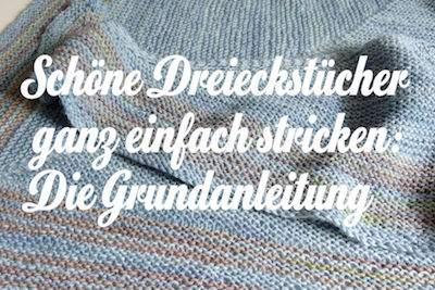 Banner Dreieckstuch