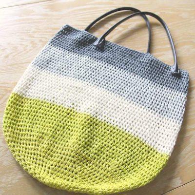 Haekelset Tasche 2