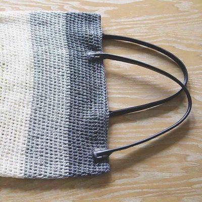Haekelset Tasche 6