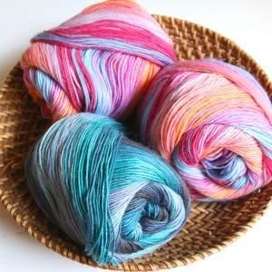 Sockenwolle 6fach
