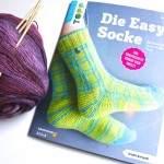 Socken stricken mit der neuen Easy-Ferse