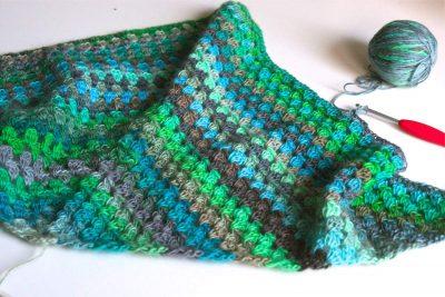Grannytuch Meeresfarben 1