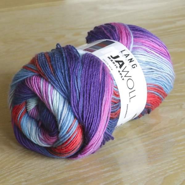 Jawoll Magic 06 Lila Blau Pink