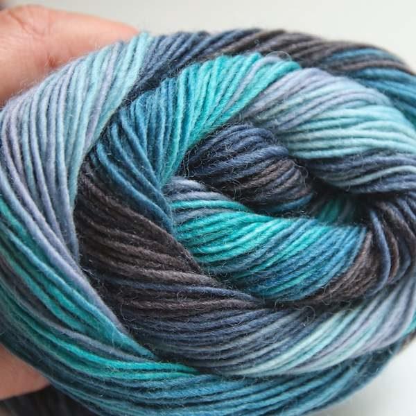 Jawoll Magic 10 Blau Grau