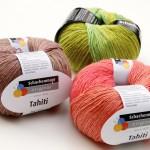 Schachenmayr Tahiti: Superlanger Farbverlauf aus Baumwoll-Lace