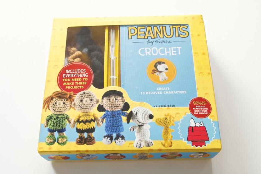 Peanuts Häkelset