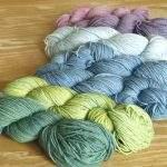 Wolle mit Indigo färben – das blaue Wunder