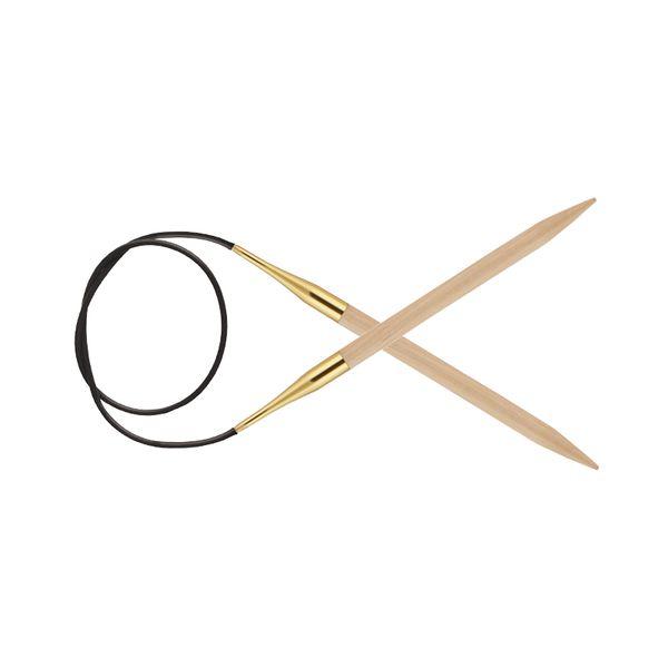 KnitPro Basix Birch Rundstricknadel