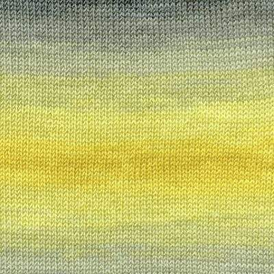 Merino 400 Color 011 Grau Gelb
