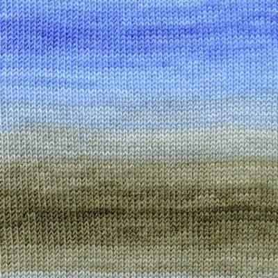 Merino 400 Color 020 Blau Grau
