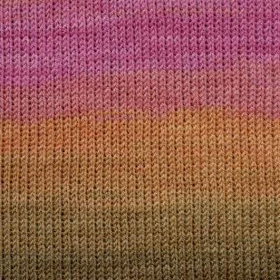 Merino 400 Color 059 Orange Pink Braun