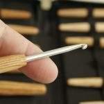 Häkelnadeln aus Holz – ganz neu auf dem deutschen Markt