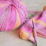 Schöne Sockenwolle von Austermann