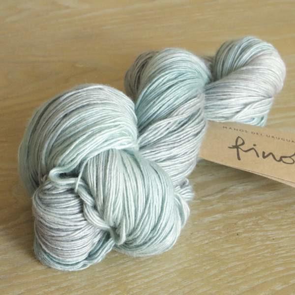 Silk Blend Fino Watered Silk Strang