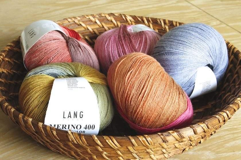 Merino 400 Lace Color
