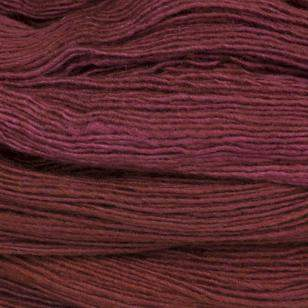 Silk Blend Fino Garnet Broch