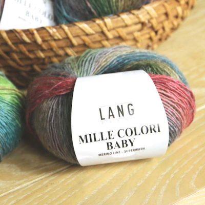 Lang Yarns Mille Colori Baby