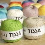 Baumwollgarn Tissa – superweich und waschbar bis 60 Grad