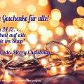 Weihnachtsrabatt bei Gemacht mit Liebe