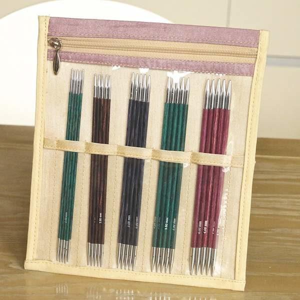KnitPro Royale Nadelspiel Set 15cm