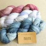 Marina von Manos del Uruguay: Feinstes Lacegarn in wunderschönen Farben