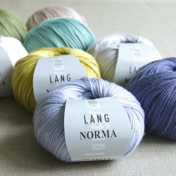 Norma Lang Yarns