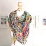 Dreieckstuch Mysig Sommeredition – bunt und einfach schön