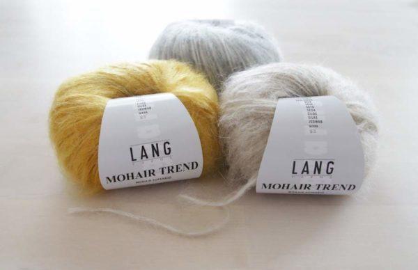 Lang Mohair Trend
