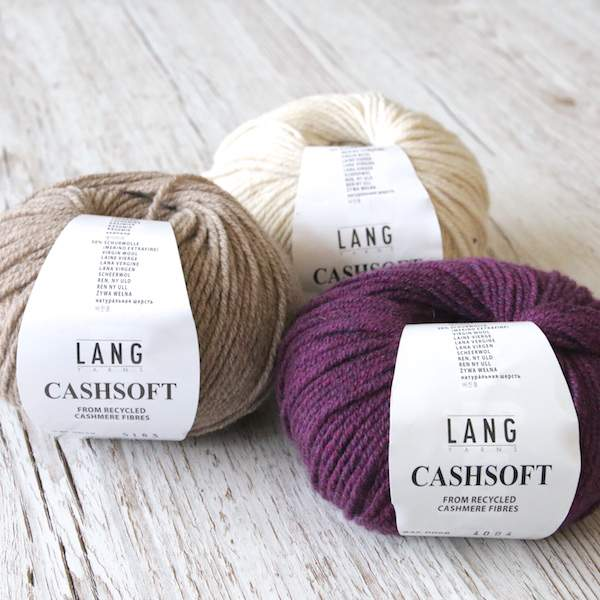 Lang Yarns Cashsoft