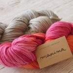Schöne Wolle für Mützen, Schals und Loops: Maxima von Manos del Uruguay