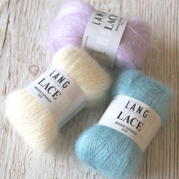 Lace von Lang Yarns