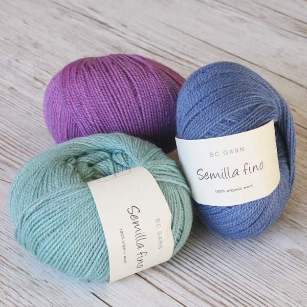 BC Semila Fino Organic Wool