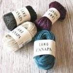 Gemacht mit Liebe: Wolle und handgefärbte Garne – Neu im Februar – Strickcafé 169