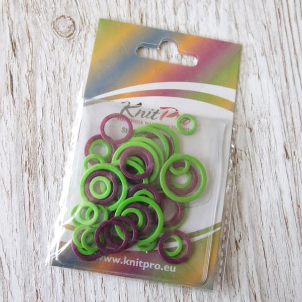 KnitPro Maschenmarkierer Ring