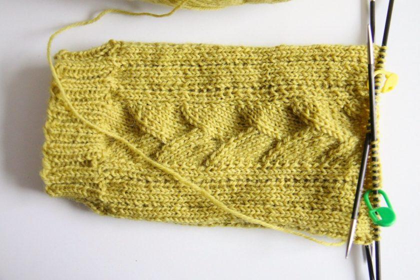 Neue Sockenwolle von Lamana