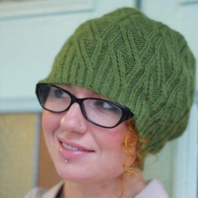 Mütze Eppleby nach einem Design von Rachel Coopey