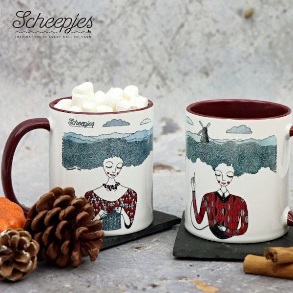Scheepjes Limited Edition: Tasse by Aleksandra Sobol