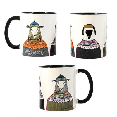 Scheepjes Limited Edition: Tasse by Ashley Percival