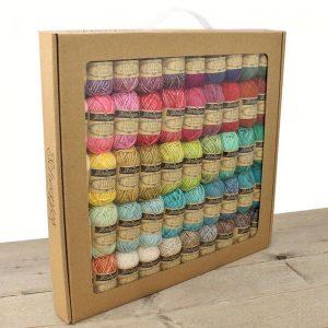 Scheepjes Color Pack Stonewashed-Riverwashed 50x15