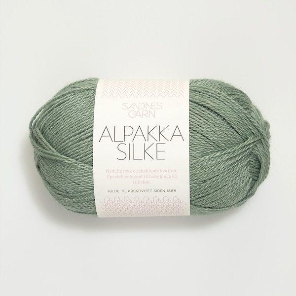 Sandnes Alpakka Silke