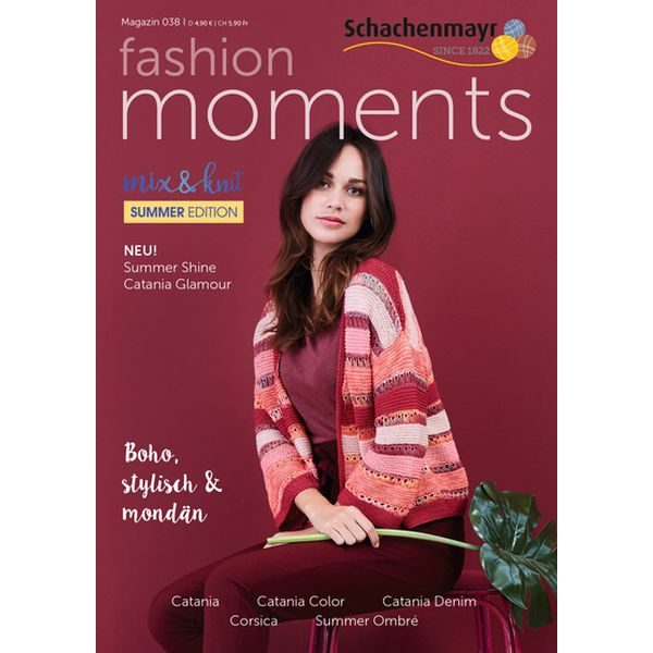 Schachenmayr Fashion Moments Sommer Edition